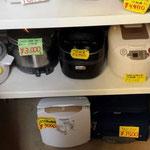 札幌炊飯器買取♪まだまだ買取強化中です!