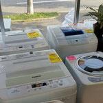 洗濯機配達料無料サービスも行っております!