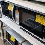 電子レンジ買取、販売は札幌リサイクルショップ!プラクラすすきの店へ♪