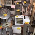 季節もの家電買取強化中!札幌市中央区のリサイクルショップ、プラクラ