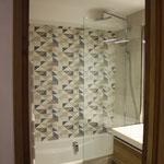 Salle de bains - Crédit photo Mandaroux Peinture