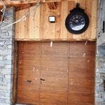 Pose sectionnelle de garage