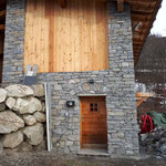 Habillage pierres sèches