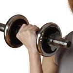 Krafttraining / Muskelaufbau