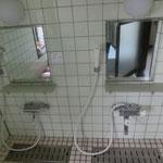大型バンガローのバスルーム