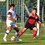 Kampfmannschaft SV Ravelsbach - SVM am 25.09.2011