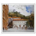 Salzburg / Aquarell