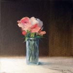 Blumen / Öl