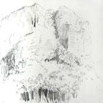 Felsen bei Aonang