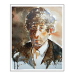 Bob Dylan / Aquarell Moorlauge