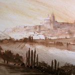 Locorontondo Apulien