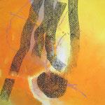 Pastel n°284 - 2005 - 20 x 20 cm