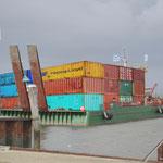 ...Reaktivierung als Frachthafen