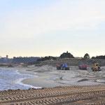 Lister Sand für Munkmarscher Strand...