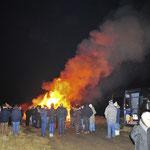 Die SSC-Pyromanen haben für alles gesorgt - DANKE!!!