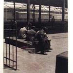 Retraso. Plata sobre gelatina, 8x10 pulgadas, 1950's