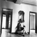 "GILBERTO CHEN, Carlota 2, plata/gelatina, 16x20"", 1987."