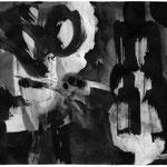MIGUEL ANGEL ALAMILLA.Serie Poe XXIII. lápiz+tintas/papel.33x42cm 2008