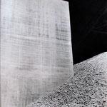 "MANUEL ALVAREZ BRAVO, La tolteca, plata/gelatina (iniciales), 8x10"", 1931."
