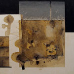 MANUEL FELGUEREZ, Nueva york 2002, oleo/tela, 120x97cm, 2002.