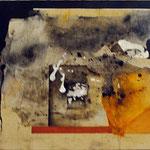 MANUEL FELGUEREZ, Sin título 10, oleo/tela, 86x107cm, 2010.