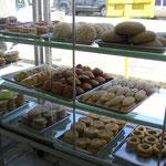 メキシコのパン屋さん