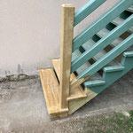 Ploemel escalier extérieur