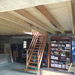 Ploemel Extension mezzanine existante