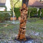 Baumstumpfveredelung