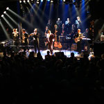 Hot Pants Road Club & Grand Funk Orchestra in der Szene Wien