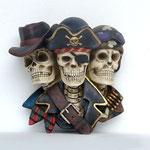 caras esqueletos jefes