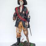 esqueleto pirata