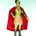 figuras de soldados romanos