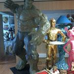 Figuras de Hulk