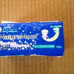 ナチュラムーン夜用12個 510円(税込)