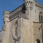 Cathédrale St Fulcran de Lodève