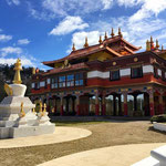 Temple bouddhiste Lerab ling