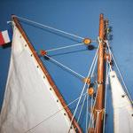 Juliet - yacht d'origine américaine des années soixante