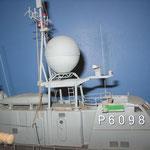 GUEPARD - vedette rapide d'intervention - échelle1/40 - navigante - longueur 1m