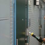 マンションドア取替工事完了@菱和パレス高輪TOWER/株式会社クレアスコミュニティー