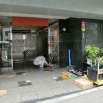 工事風景(2)