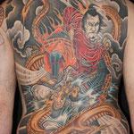 Samurai Drachen