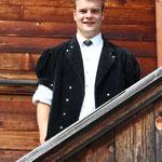 Gerber David 92, Koch / Sanitärinstallateur, 2. Bass, Eintritt: 2012