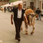 Jodlertag Därstetten 1995