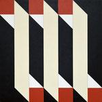 SYNCHRON - 2013 - 80 x 80 cm