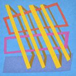 WINDHARFE - 2015 - 96 x 96 cm