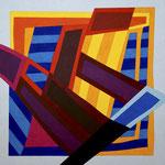 ORBIS - 2014 - 120 x 120 cm