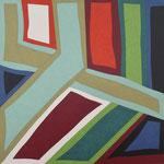 PERIPHERIE 1 - 2014 - 110 x 110 cm