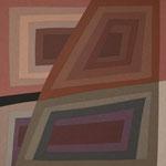 ENANTIODROMIE - 2017 - 120 x 120 cm