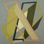FUNDUS - 2014 - 110 x 110 cm